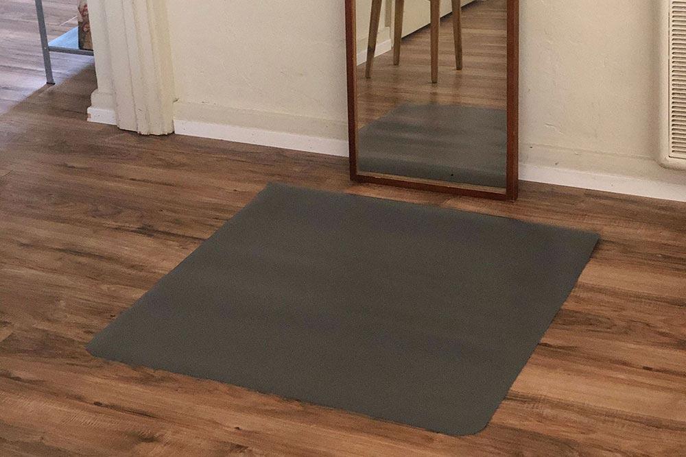 Alvas practice ballet dance floor mat