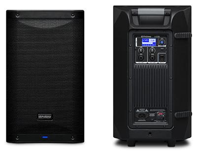 Alvas Sound System Speakers - Front & Back