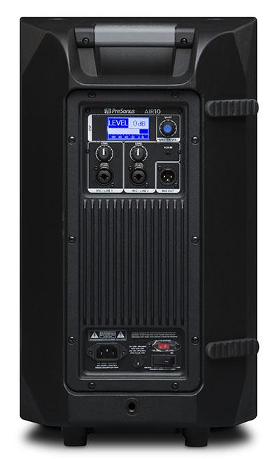 Alvas sound system speaker back