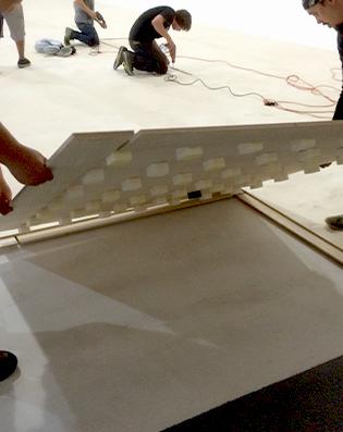 Alvas Floating Subfloor - slide 2