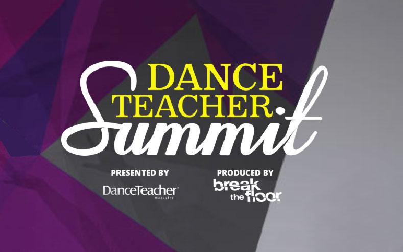 Dance Teach Summit header