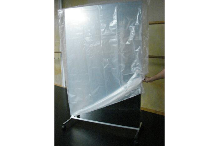 Alvas glasless mirror panel cover