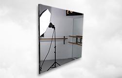Alvas glassless dance mirror panels