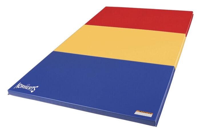 Norberts Gym Mat Standard 4x6 - Rainbow