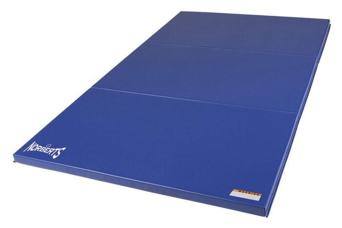 Norberts Gym Mat Standard 4′ x 6′ - Royal Blue