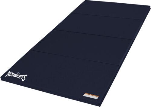 Norberts Gym Mat Standard 4' x 8' - Black
