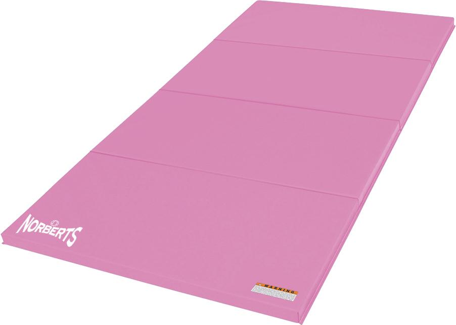 Norberts Gym Mat Standard 4' x 8' - Pink