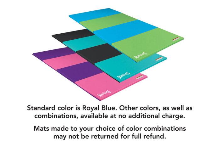 Norberts Standard Mat Colors