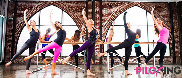 Piloxing Barre - Warm Ups
