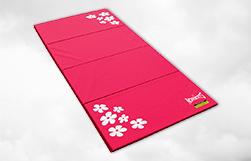 Norberts Designer Gymnastics Mat Pink