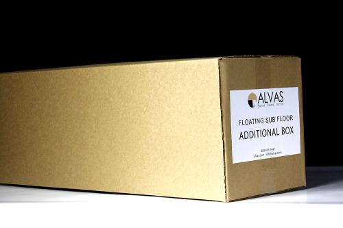 Floating Subfloor Additional Box