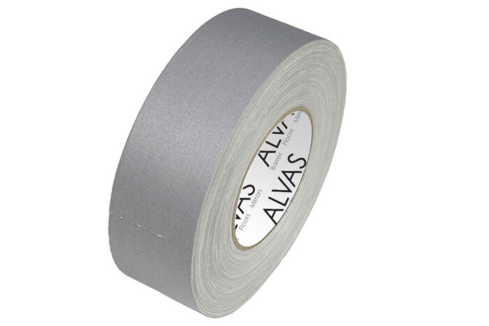 Gaffers Cloth Tape - 165 ft - Light Gray