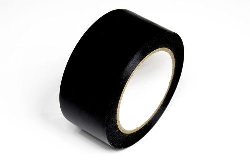 Tape Vinyl Black